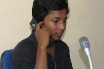 யாழ் பல்கலைக்கழக ஊடக கற்கை நெறியில்,  முதல் முஸ்லிம் மாணவராக பாறுக் ஷிஹான் சித்தி