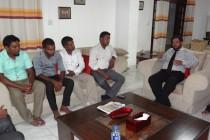 சரத் வீரசேகர ஆதரவாளர்கள், றிஷாட் கட்சியில் இணைவு