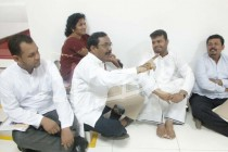 வட மாகாணசபை உறுப்பினர்கள் கவன ஈர்ப்பு நடவடிக்கை, சபை அமர்வும் ஒத்திவைப்பு