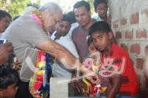 இலுக்குச்சேனை மக்களின் முப்பது வருட குடிநீர் பிரச்சினைக்கு, அமைச்சர் ஹக்கீம் தீர்வு