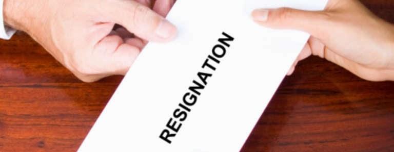 resignation - 01