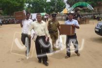 மட்டக்களப்பு மாவட்ட வாக்களிப்பு நிலையங்களுக்கு, வாக்குப் பெட்டிகள் அனுப்பி வைப்பு