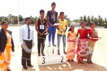 மாவட்ட விளையாட்டுப் போட்டியில், அம்பாறை பிரதேச செயலகம் முதலிடம்