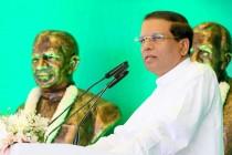 கண்களால் பேசிக் கொண்டோம்: தேர்தல் காலத்து ரகசியங்களை அம்பலப்படுத்தினார் மைத்திரி