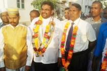 மாகாணசபை உறுப்பினர் ஜவாத், முன்பள்ளி மற்றும் நூலகத்தினை ஆரம்பித்து வைத்தார்
