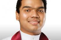 அன்னம் சின்னத்தின் தலைவர்தான், சட்ட விரோத பணப்பரிமாற்றத்தில் கைதாகியுள்ளார்;  நாமல் ராஜபக்ஷ