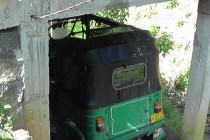 தீ விபத்தில் சிக்கி, வர்த்தகர் பலி