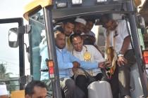 வீதி புனரமைப்பு அங்குரார்ப்பணம்: அமைச்சர் ஹிஸ்புல்லாஹ் ஆரம்பித்து வைத்தார்