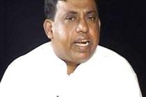 ரெலோவின் தவிசாளர் சிவாஜிலிங்கம், கட்சியிலிருந்து விலகுவதாகக் கடிதம்