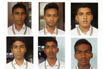 கல்முனை ஸாஹிராவில் 06 மாணவர்கள் அனைத்துப் பாடங்களிலும் 'ஏ' தர சித்தி