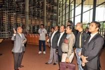மலேசிய பெற்றோனாஸ் பல்கலைக்கழகத்துக்கு, ராஜாங்க அமைச்சர் ஹிஸ்புல்லாஹ் விஜயம்