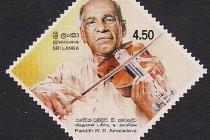 புகழ்பெற்ற இசைக் கலைஞர்  அமரதேவா மரணம்