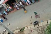 முஸ்லிம் இளைஞர்கள் மீது துப்பாக்கிச் சூடு; ஒருவர் பலி, மற்றொருவர் காயம்: அகப்பட்டார் சந்தேக நபர்