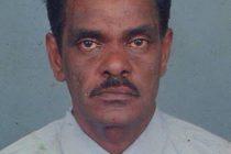 ஊடகவியலாளர் கிஷாந்தனின் தந்தை, கணேசன் மரணம்