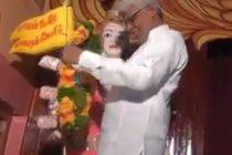 மாலையிட்ட மன்னன்: ஹாபிஸ் நஸீரின் 'கடவுள்' பக்தியும், உலமா சபையின் ஊமைத்தனமும்
