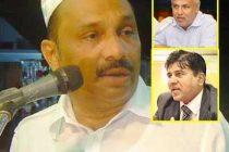 உங்களிடம் இருப்பது போல், ஹக்கீமுக்கு இருக்கவில்லை; விஜேதாச ராஜபக்சவுக்கு பசீர் சேகுதாவூத் விளக்கம்