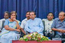 எதிர்வரும் மாகாண சபைத் தேர்தல்கள், தொகுதிவாரி முறைமையின் கீழ் நடைபெறும்: ஜனாதிபதி தெரிவிப்பு