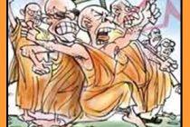 மியன்மார் அகதிகள் தங்க வைக்கப்பட்ட கல்கிஸ்ஸை வீடு, பிக்குகளால் சுற்றி வளைப்பு; தாக்க முற்பட்டதாகவும் தகவல்