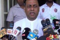 உள்ளுராட்சித் தேர்தலில் சுதந்திரக் கட்சியுடன் மஹிந்த அணியை இணைத்துக் கொண்டு போட்டியிடவுள்ளோம்: அமைச்சர் அமரவீர