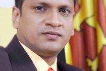 உள்நாட்டலுவல்கள் பிரதியமைச்சர் பதவியிலிருந்து நிமல் லான்ஸா ராஜிநாமா