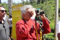 பிரதமர் பொகவந்தலாவை விஜயம்: கோல்ஃப் மைதானம் அமைக்கும் இடத்தையும் பார்வையிட்டார்