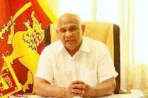 வடக்கு மாகாண ஆளுநர் ரெஜினோல்ட் குரே ராஜிநாமா