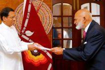 தேசிய ஒருமைப்பாடு மற்றும் நல்லிணக்க ராஜாங்க அமைச்சராக பௌசி நியமனம்