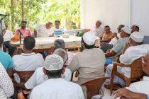 பங்காளிக் கட்சிகள் எம்மை எதிரிகளாகப் பார்க்கின்றன: ஹக்கீம் கவலை