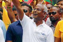 மாலைதீவு தேர்தல்: எதிரணைி வேட்பாளர், இப்ராஹிம் வெற்றி