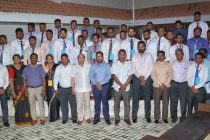 விசாரணை அதிகாரிகளுக்கான பயிற்சிப் பட்டறை: அதிதியாகக் கலந்து கொண்டார் அமைச்சர் றிசாட்