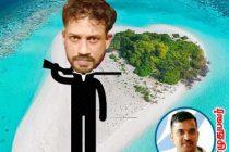 தீவு ஒன்றையே விலைக்கு வாங்கத் துணிந்த 'போதை' ராஜா
