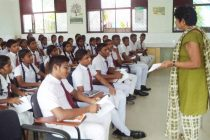 பட்டிருப்பு மத்திய மகா வித்தியாலயத்தில், மனந்தெளி நிலைப்பயிற்சி முகாம்