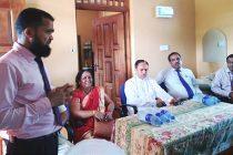 மூதூர் ஆயுள்வேத மத்திய மருந்தகத்துக்கு ஆளுநர் ஹிஸ்புல்லா விஜயம்: தரமுயர்த்துவது குறித்தும் கலந்துரையாடல்