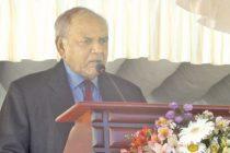ஊவா ஆளுநர் மார்ஷல் பெரேரா ராஜிநாமா