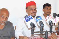 கல்முனை விவகாரத்தில் ஹரீஸ் சுயலாப அரசியல் செய்கிறார்: மௌலவி முபாறக் அப்துல் மஜீத் குற்றச்சாட்டு