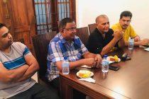 ஜனாதிபதி தேர்தல் தொடர்பில் தேசிய காங்கிரஸின் மீயுயர் சபை கூடி, தீர்மானம்