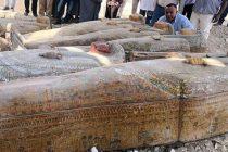 பண்டைய சவப்பெட்டிகள், எகிப்தில் கண்டுபிடிப்பு: மன்னர்களின் விவரங்களைஅறியக் கூடிய வாய்ப்பு ஏற்பட்டுள்ளது