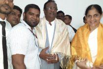 கிழக்கு ஆளுநர் மற்றும் சரத் வீரசேகர ஆகியோருக்கு, ஊடகவியலாளர் றிசாட், சட்டத்தரணி பைறூஸ் தலைமையில் கௌரவம்