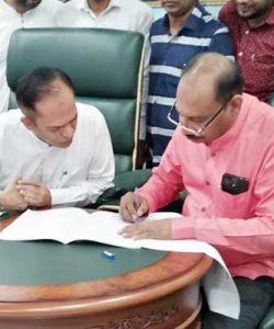 பஷீர் சேகுதாவூத் தலைமையில் ஹிஸ்புல்லா இணைந்து, ஐக்கிய சமாதானக் கூட்டமைப்பில் போட்டி