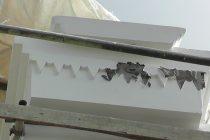 அட்டாளைச்சேனை மீலாத் தூபி: ஊடகம் சுட்டிக் காட்டியதை அடுத்து, இஸ்லாமிய கலாசாரத்துக்கு பொருந்தாத பகுதிகள் உடைப்பு