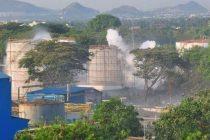 ஆந்திராவிலுள்ள தொழிற்சாலையில் ஏற்பட்ட ரசாயன வாயுக் கசிவால் 13 பேர் பலி