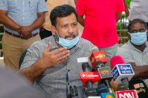 சமூக இடைவெளி, சுகாதார விதிமுறைகள் எல்லாம் எதிர்க் கட்சிகளுக்கு மாத்திரம்தான்: றிசாட் குற்றச்சாட்டு