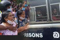 மஹர சிறைச்சாலையில் 08 பேர் பலி; கொரோனா அச்சம் காரணமாகவே கைதிகள் தப்பிக்க முயற்சித்தனர் என தகவல்