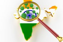 கொரோனா: நாளொன்றில் அதிகம் பாதிக்கப்பட்ட நாடாக, உலகளவில் இந்தியா பதிவு