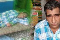 வருடத்தில் 300 நாட்களை தூக்கத்தில் கழிக்கும் விநோத மனிதர்: உறக்கத்திலேயே சாப்பாடு ஊட்டி விடுகிறார் மனைவி