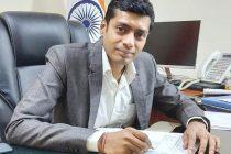 இந்தியத் துணைத் தூதுவராக ராகேஸ் நடராஜ், யாழ்ப்பாண அலுவலகத்தில் கடமையேற்பு