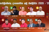 நாடாளுமன்றில் செயற்திறன் குறைந்த 10 உறுப்பினர்கள்: வெளியானது விவரம்