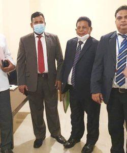 விகிதாசார முறைப்படி தேர்தல்கள் நடத்தப்பட வேண்டும்: றிஷாட் தலைமையிலான மக்கள் காங்கிரஸ் குழுவினர் தெரிவிப்பு